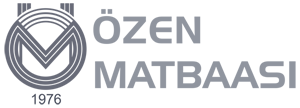 Özen Matbaası – Anlaşmalı İşler – Fatura – Antetli Kağıt – Zarf – Etiket